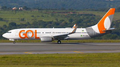 A picture of PRGGH - Boeing 7378EH - GOL Linhas Aereas - © Flagship