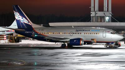 VP-BKU - Boeing 737-505 - Aeroflot-Nord