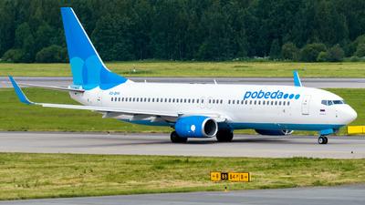 A picture of VQBHV - Boeing 7378LJ - Pobeda - © Alexander Lebedev
