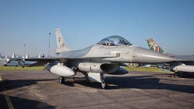J-001 - General Dynamics F-16AM Fighting Falcon - Netherlands - Royal Air Force