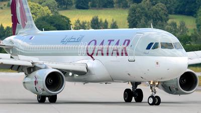 A7-ADA - Airbus A320-232 - Qatar Airways