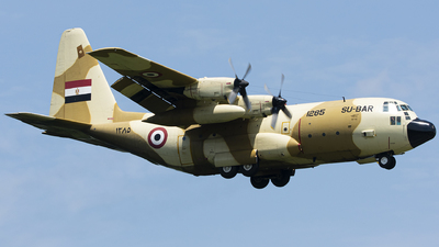 1285 - Lockheed C-130H Hercules - Egypt - Air Force