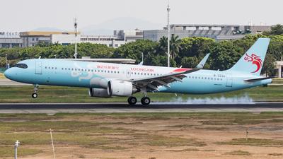 B-323U - Airbus A321-251NX - Loong Air