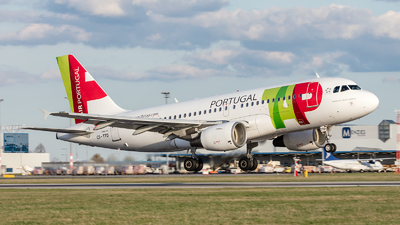 CS-TTD - Airbus A319-111 - TAP Portugal