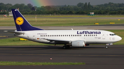 D-ABJB - Boeing 737-530 - Lufthansa