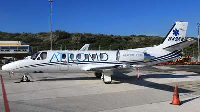 N49KW - Cessna 550B Citation Bravo - Private