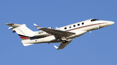 N407QS - Embraer 505 Phenom 300 - NetJets Aviation