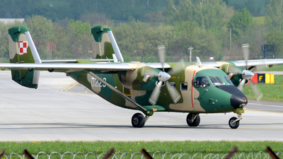 0223 - PZL-Mielec M-28B/PT Skytruck - Poland - Air Force