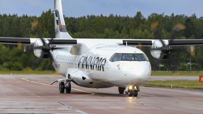 OH-ATP - ATR 72-212A(500) - Finnair (Nordic Regional Airlines NORRA)