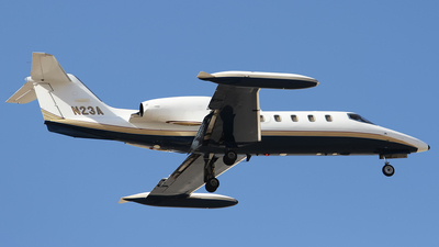 N23A - Bombardier Learjet 35A - Private