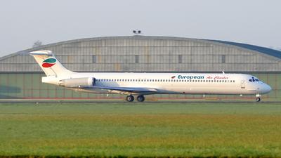 LZ-LDJ - McDonnell Douglas MD-82 - European Air Charter