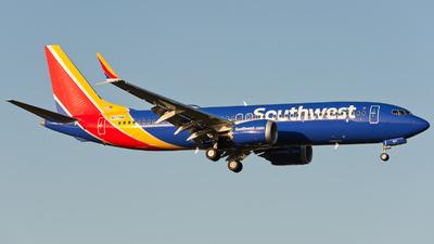 A picture of N1779B - Boeing 737 flight test - Boeing - © SpotterPowwwiii