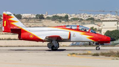 E.25-23 - CASA C-101EB Aviojet - Spain - Air Force