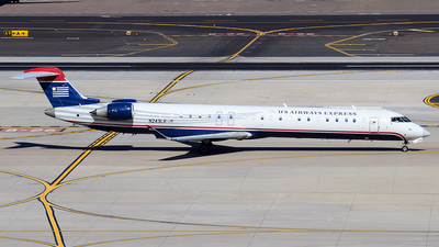 N243LR - Bombardier CRJ-900 - US Airways Express (Mesa Airlines)
