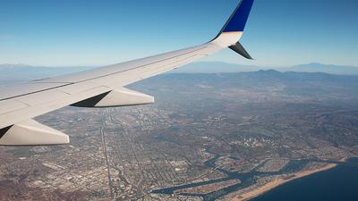 N17245 - Boeing 737-824 - United Airlines