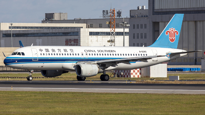 A picture of B6282 - Airbus A320214 - China Southern Airlines - © Eric Wang