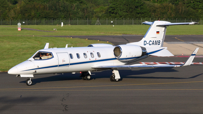 D-CAMB - Bombardier Learjet 31A - Private