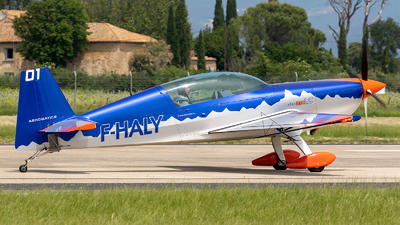 F-HALY - Extra 330LC - Private