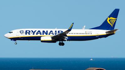 A picture of EIEFD - Boeing 7378AS - Ryanair - © Pablo Gonzalez de Leon
