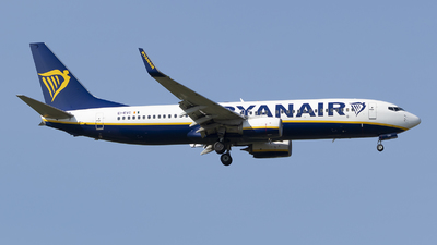 A picture of EIEVC - Boeing 7378AS - Ryanair - © RAFAL KUKOWSKI