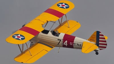 SP-YWW - Boeing N2S-3 Stearman - Private