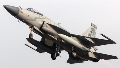 15-204 - Chengdu JF-17 Thunder - Pakistan - Air Force