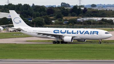 LZ-AWZ - Airbus A330-223 - Gullivair