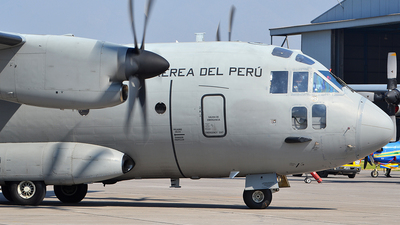 329 - Alenia C-27J Spartan - Perú - Air Force