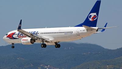 OK-TVE - Boeing 737-86Q - Travel Service