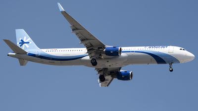 XA-JPB - Airbus A321-211 - Interjet