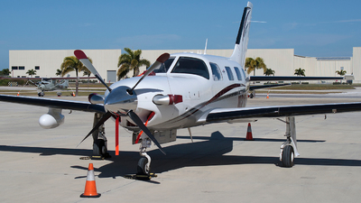N212WH - Piper PA-46-500TP Meridian - Private