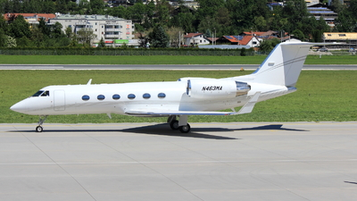 N463MA - Gulfstream G-IV - Saf Flight