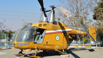 HH43-9411 - Kaman HH-43F Huskie - Iran - Air Force