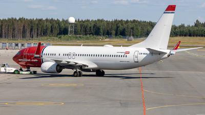 LN-NIH - Boeing 737-8JP - Norwegian