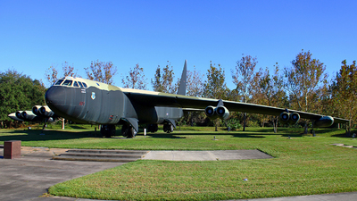 56-0687 - Boeing B-52D Stratofortress - United States - US Air Force (USAF)