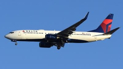 N3754A - Boeing 737-832 - Delta Air Lines