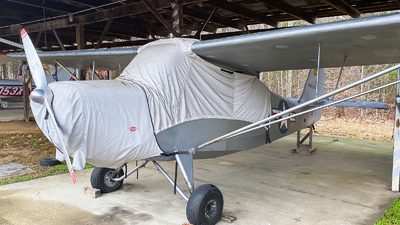 N66583 - Aeronca 7BCM Champion - Private