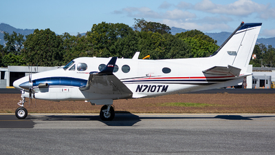 N710TM - Beechcraft C90GTi King Air - Private