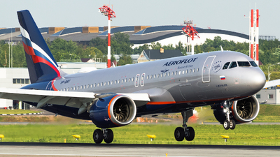 VP-BSF - Airbus A320-251N - Aeroflot