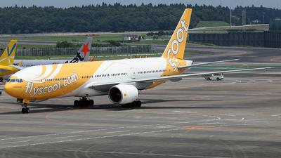 9V-OTC - Boeing 777-212(ER) - Scoot