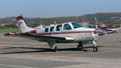 N449LL - Beechcraft B36TC Bonanza - Private