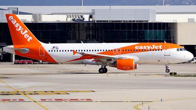 OE-INP - Airbus A320-214 - easyJet Europe