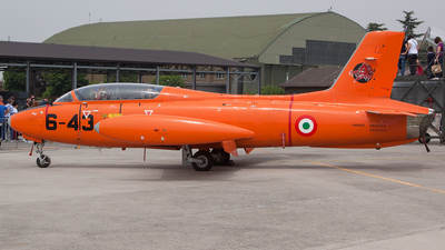 I-RVEG - Aermacchi MB-326E - Private