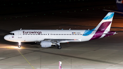 A picture of DABHG - Airbus A320214 - Eurowings - © Christoph Flink