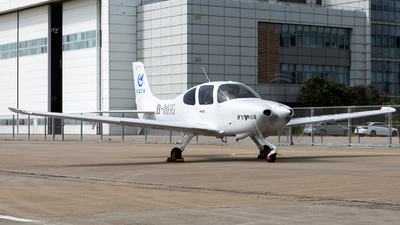 B-003G - Cirrus SR20 - AVIC Zhuhai General Aviation