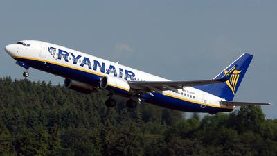 EI-EBF - Boeing 737-8AS - Ryanair