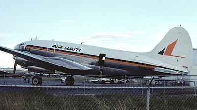 N8863 - Curtiss C-46 Commando - Air Haiti