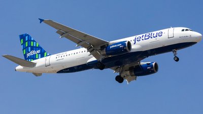 N662JB - Airbus A320-232 - jetBlue Airways
