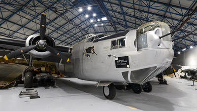 KN751 - Consolidated Liberator B Mk VI - India - Air Force