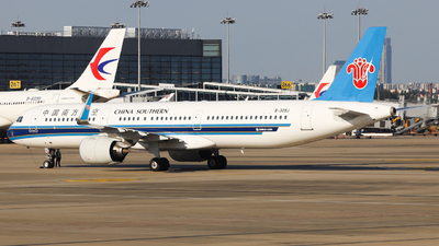 A picture of B309J - Airbus A321271N - China Southern Airlines - © Charlie-Aviationphotography